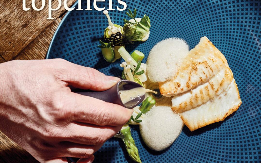 Kookboek: Uit de hand van topchefs